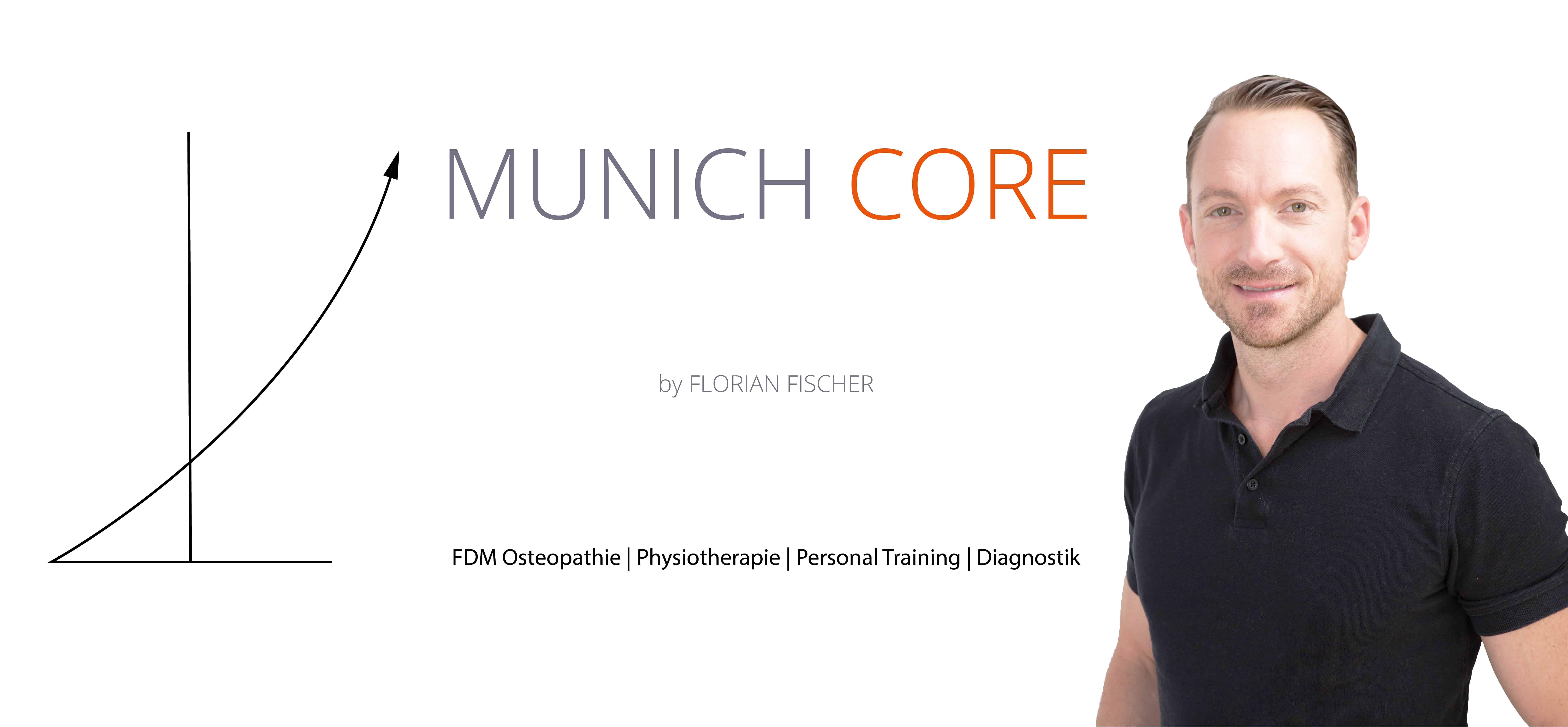 Startseite MUNICH CORE - Praxis für FDM Osteopathie, Physiotherapie, Leistungsdiagnostik, Sporttherapie, Naturheilkunde